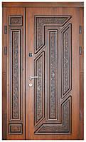 Двери входные металлические Термопласт™ Модель 49