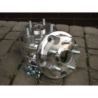 Алюминиевые проставки-переходник с 5x165,1 на 5x120