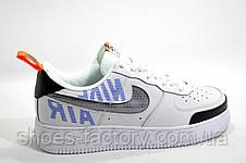 Мужские кроссовки в стиле Nike Air Force 1, White 2020, фото 2