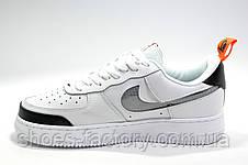 Мужские кроссовки в стиле Nike Air Force 1, White 2020, фото 3