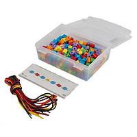 Набор для обучения Gigo Пластиковые бусы (1041-6R), фото 1