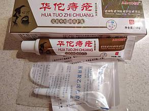 Мазь от внутреннего геморроя с мускусом Хуа Tо, Hua Tuo Zhi Chuang Piles Cream