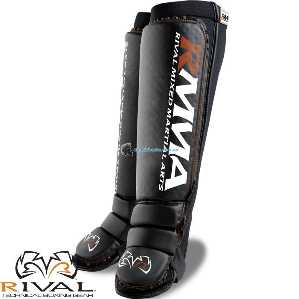 Щитки для голени и стопы RIVAL MMA RMX-SH20