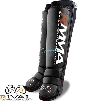 Щитки для голени и стопы RIVAL MMA RMX-SH20, фото 2