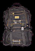Джинсовый рюкзак GOLD BE! 98209(большой)