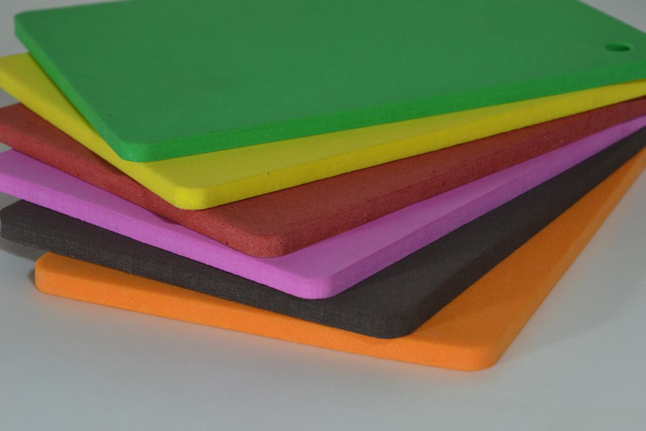 Эва, этиленвинилацетат 4105  4 мм цветная