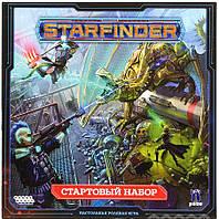 Настольная игра Starfinder. Настольная ролевая игра. Стартовый набор