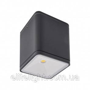 BETA PL LED COB 6W IP54 DG 3000K (SQ)