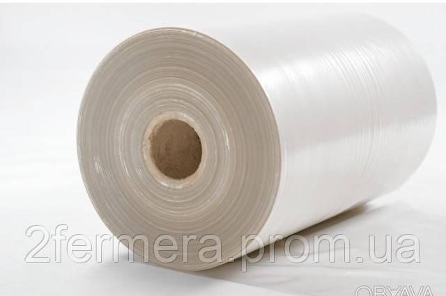 Пленка полиэтиленовая рукав прочная 70мк ширина 100см (в рукаве)