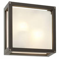 Настенный светильник Redo BRICK IP54 DG