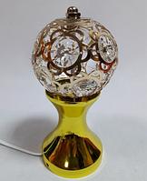 Ночник светильник, диско шар стробоскоп