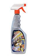 Строительний обезжиреватель/Очиститель гаражных полов и покрытий АЗС KLVIV (0,5 л. Спрей)