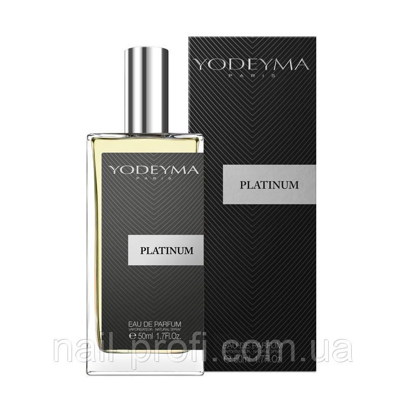 Парфумована вода Platinum від Yodeyma 50 мл