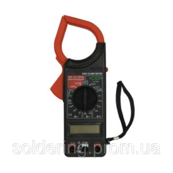 Клещи токоизмерительные Digital DT266C