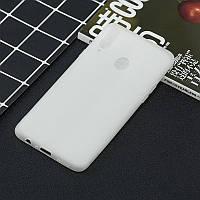 Чехол Soft Touch для Samsung Galaxy A10s (A107) силикон бампер матовый