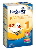 Сухая кисломолочная смесь для детского питания «Беллакт КМ-1»