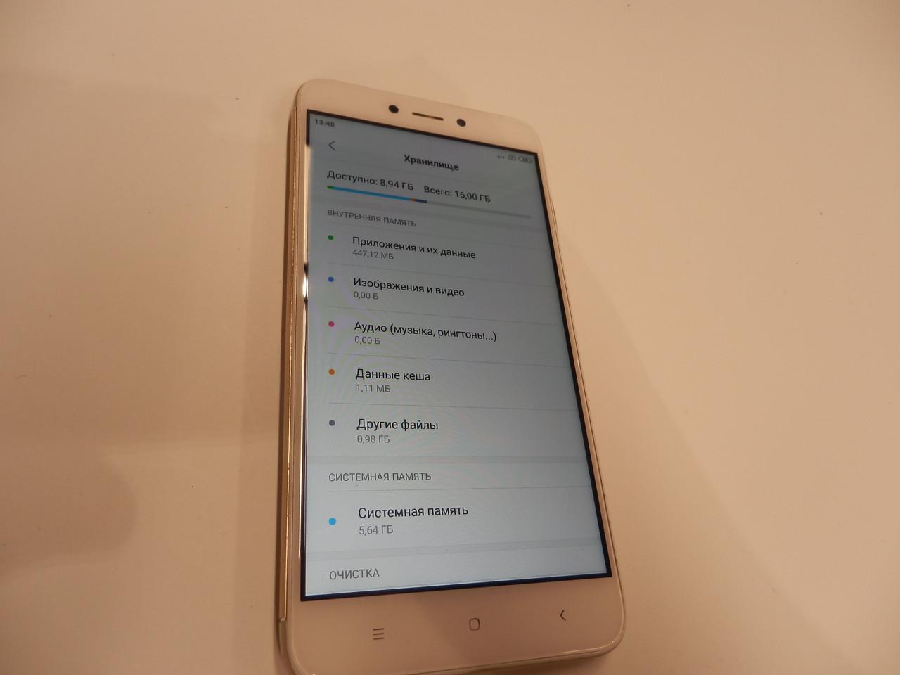 Мобильный телефон Xiaomi redmi 4X 2/16 26ВР