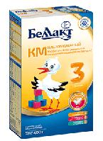 """Смесь сухая кисломолочная для детского питания """"Беллакт КМ-3"""""""