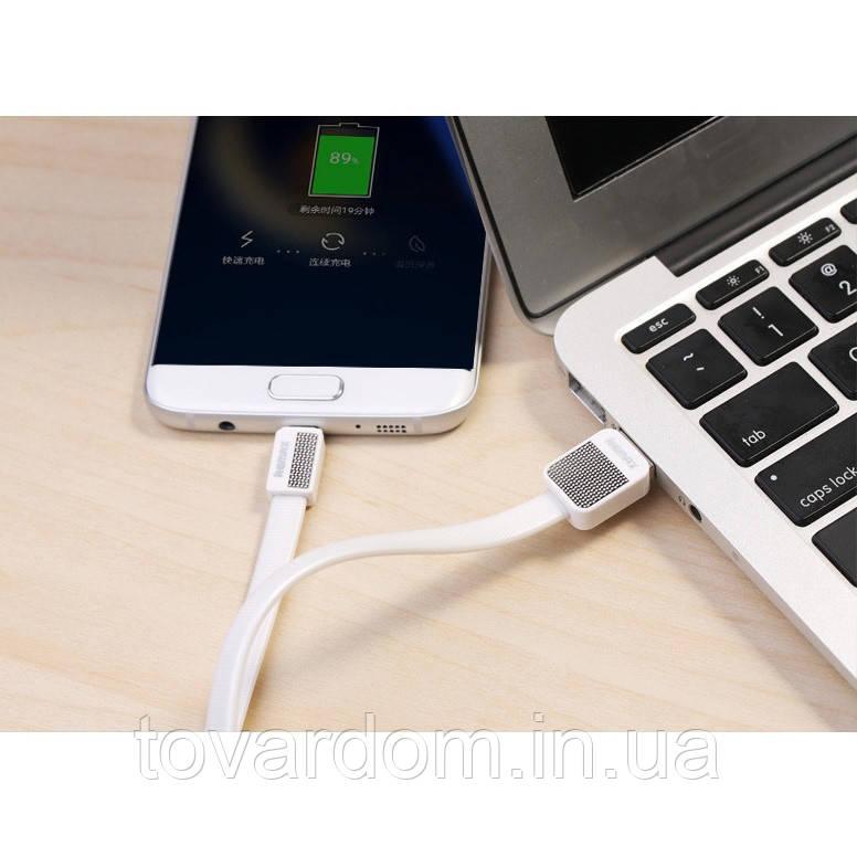 Кабель синхронизации USB Cable Remax Platinum RC-044i iPhone 5/6