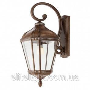 Настенный светильник Redo ESSEN IP44 BR