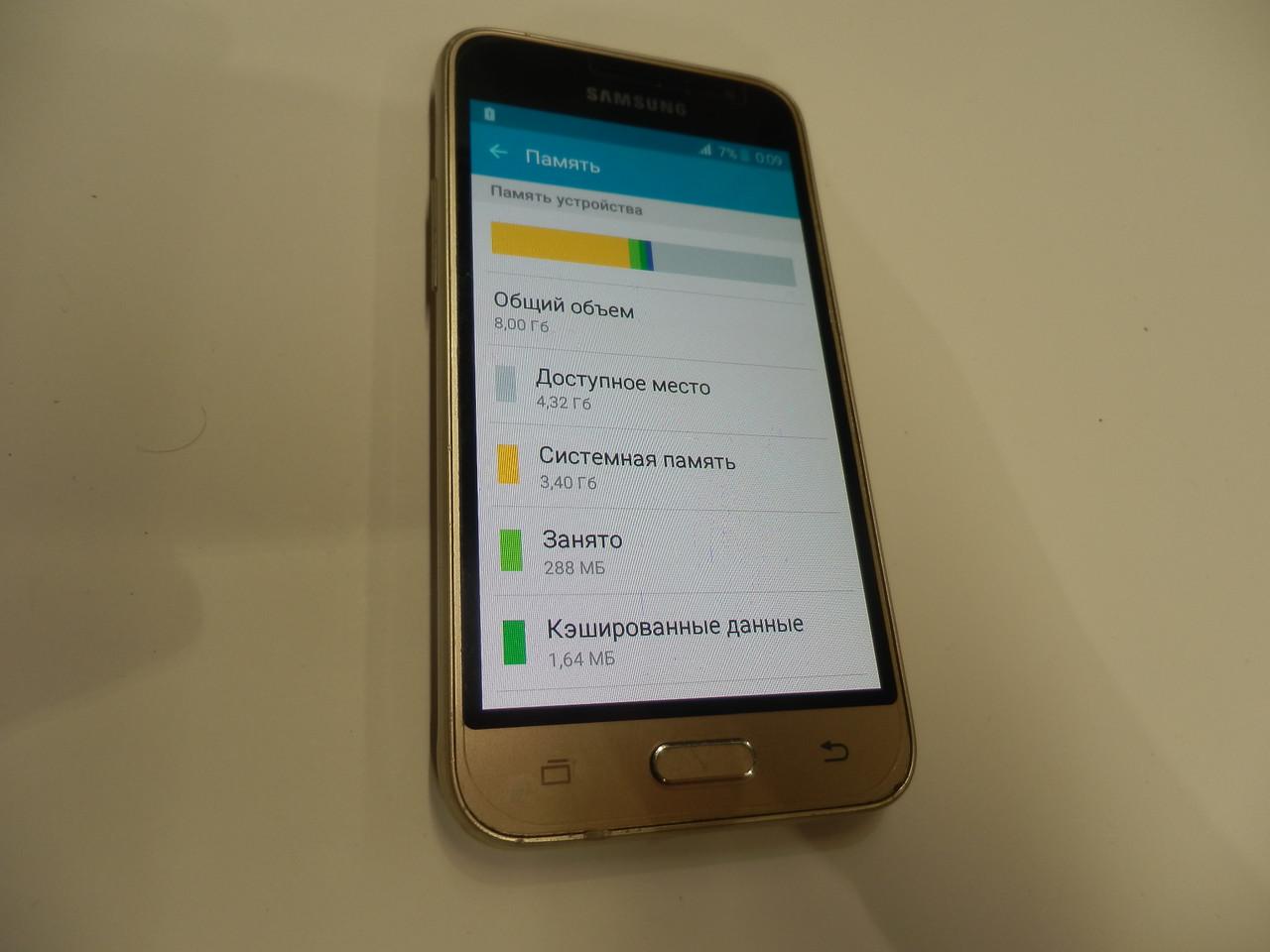 Мобильный телефон Samsung J120 20ВР