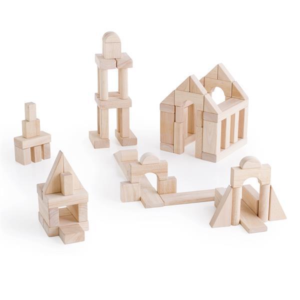 Набір будівельних блоків Guidecraft Unit Blocks, 84 шт. (G2121B)