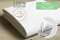 Наматрасник стеганый Classic 70х200 см с резинкой по 4-м углам