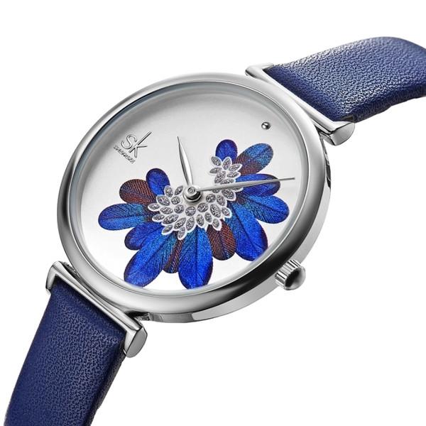 Shengke Женские часы Shengke Bright