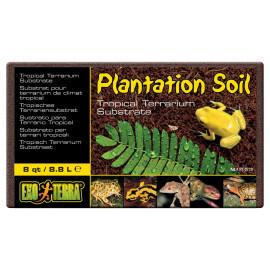 Наполнитель субстрат Plantation Soil для террариума 8,8л (PT2770)
