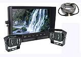 Видеорегисторатор - Монитор 2 в 1  Marshal MK412 для видеонаблюдения, фото 2