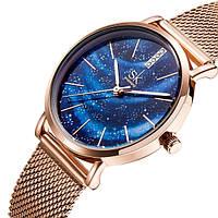 Shengke Женские часы Shengke Summer Blue