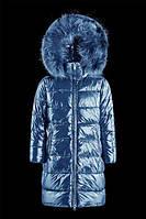 Детское пальто для девочки Верхняя одежда для девочек Bomboogie Италия CG022D