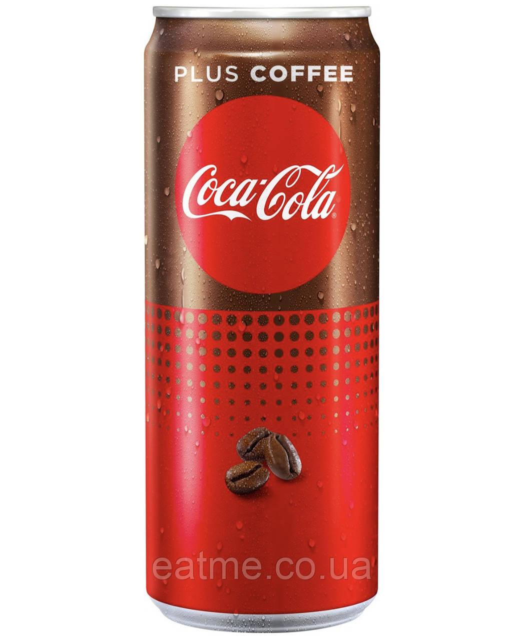 Coca-Colа Coffee Газированный напиток со вкусом кофе
