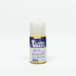 Жидкость для электронных сигарет Admiral Vape Salt Blueberry Ice Bomb 35 мг 30 мл