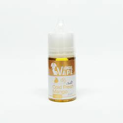 Жидкость для электронных сигарет Admiral Vape Salt Cold Fresh Mango 50 мг 30 мл