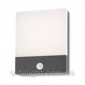 Настенный светильник Redo FACE DG 3000K + Sensor