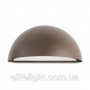 Настенный светильник Redo HOOD  IP54 BR 3000K