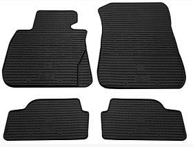 Коврики резиновые в салон BMW 1 (E81/E82/E87) 2004- (4 шт.) Stingray 1027084
