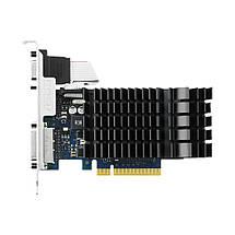 Видеокарта GeForce GT730, Asus, 2 Гб DDR3, 64-bit (GT730-SL-2GD3-BRK), відеокарта, фото 3