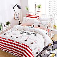 Комплект детского постельного белья прятки