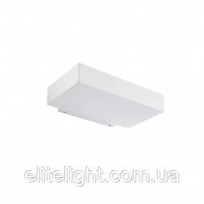 Настенный светильник Redo PLAZA 30W IP54 WH 3000K