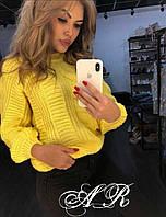 Укороченные свитер(Фабричный Китай)размер универсальный 42/46.цвет белый,красный,желтый, малиновый,сиреневый.