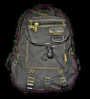 Джинсовый рюкзак GOLD BE! 703(большой)