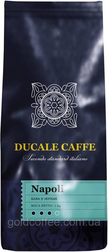 Зерновой кофе Gemini Caffe Ducale Napoli 1000г