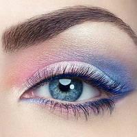 Цветные контактные линзы Freshlook Colorblends голубые без диоптрий