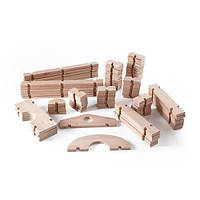 Набір гігантських стройблоков Guidecraft Block Play, 89 шт. (G6110), фото 1