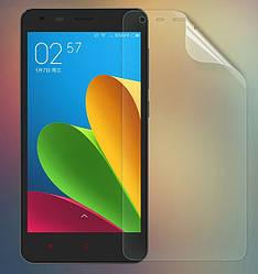 Защитная пленка Xiaomi Redmi 2 глянцевая (Сяоми Ксиаоми Редми Ноут Ноте 2)