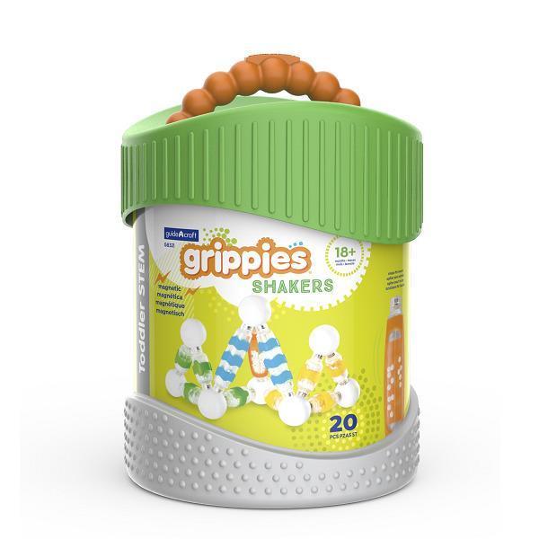 Конструктор Guidecraft Grippies Shakers, 20 деталей (G8321)