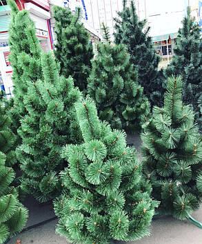 Сосна искусственная зеленая 1.2 м (пушистая), фото 2
