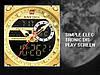 Мужские часы Naviforce 9163 (gold-black), фото 8